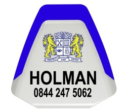 Holman Security Systems Leicestershire Contact Us