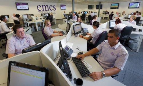 EMCS Monitoring
