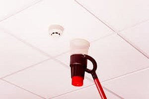 Holman Security Systems for Fire Alarms in the Leicestershire
