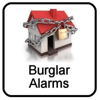 Nottinghamshire served by Securitech Security Systems for Intruder Alarms & Home Security Systems