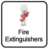 North-Evington, LE1 served by Holman Security Systems for Fire Extinguishers