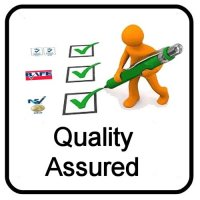 Hampshire quality installations by County Security Systems quality assured