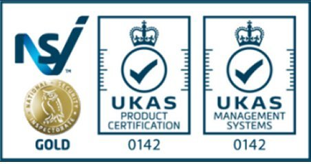 County Security Systems Hampshire NSI Certified